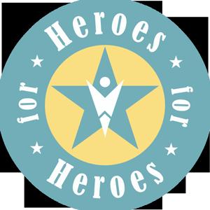 Logo Heroes for Heroes Lünne / Lünner See